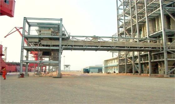 Cargill Yangjiang Port Grain Terminal Project Grain