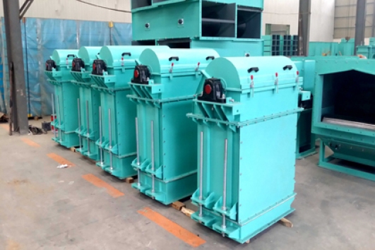 Enclosed Belt Conveyors Henan Jingu Industry Development