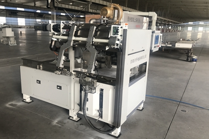 Qinpac-C Fully Automatic Bagging Carousel