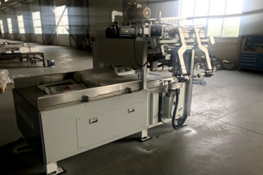 automatic bagging carousel