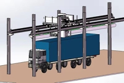 Automatic Truck Loader