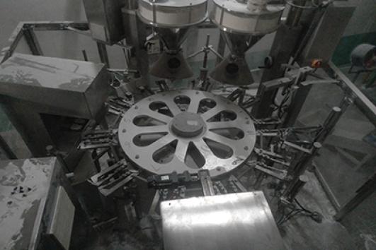 5 kg flour bagging machine