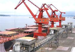 Cargill Yangjiang bulk grain handling system