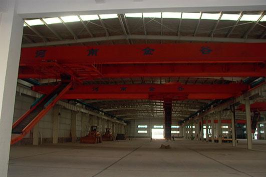 QBMDJ65 Crane type stacking machine